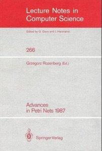 Advances in Petri Nets 1987
