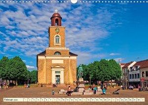 Reise an die Nordsee - Husum (Wandkalender 2020 DIN A3 quer)