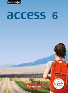 English G Access Band 6: 10. Schuljahr - Allgemeine Ausgabe - Sc