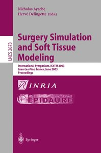 Surgery Simulation and Soft Tissue Modeling