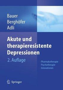 Akute und therapieresistente Depressionen