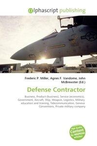 Defense Contractor