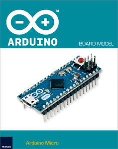 Arduino Micro, Platine (Board Model)