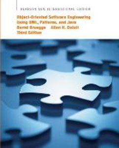 Object-Oriented Software Engineering Using UML, Patterns, and Ja