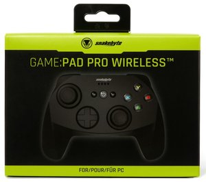 snakebyte - game:pad pro wireless, Controller