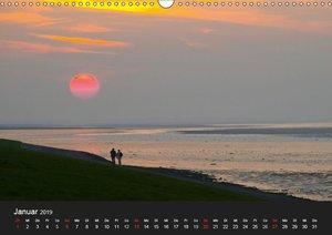 Lichter der Natur (Wandkalender 2019 DIN A3 quer)