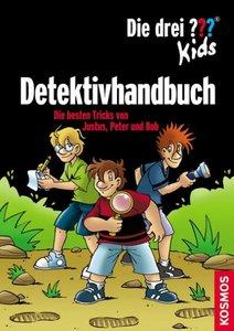 Die drei ??? Kids. Detektivhandbuch (drei Fragezeichen)