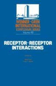 Receptor-Receptor Interactions