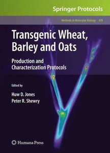 Transgenic Wheat, Barley and Oats