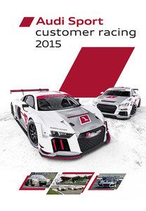 Audi Sport customer racing 2015