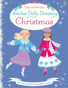 Sticker Dolly Christmas