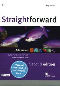 Straightforward Second Edition Advanced. Package