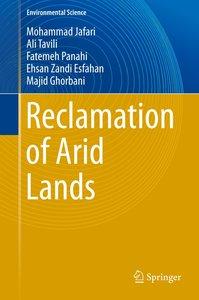 Reclamation of Arid Lands