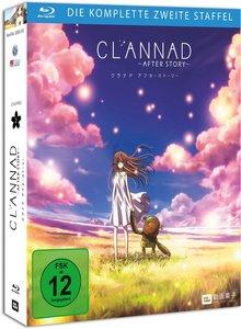 Clannad After Story. Staffel.2, 4 Blu-ray