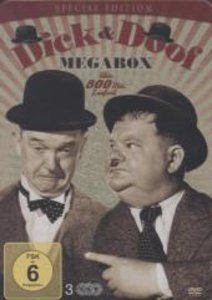 Dick & Doof Megabox (Lim.3DVD Metall-Box)