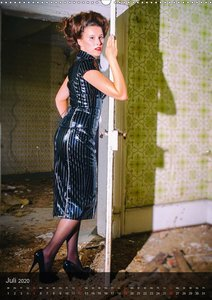 Lost Places - Sexy in Latex