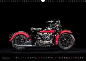 Motorcycle Legends (Wall Calendar 2019 DIN A3 Landscape)