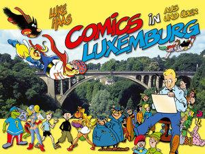 Comics in, aus und über Luxemburg