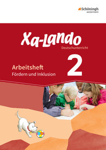 Xa-Lando 2. Förderheft Lesen: Inklusionsmaterial für den Deutsch
