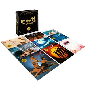 Complete (Original Album Collection - 9LP Box-Set)