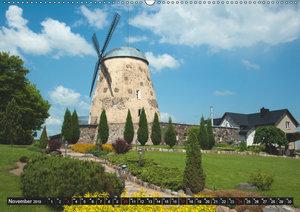 Litauens Schönheiten (Wandkalender 2019 DIN A2 quer)