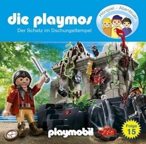 Playmos-Folge 15 /CD