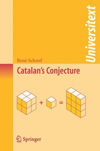 Catalan's Conjecture