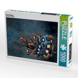 Nyarlathotep 1000 Teile Puzzle hoch