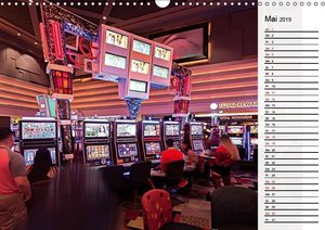 Las Vegas - Die bunte Welt der Casinos (Wandkalender 2019 DIN A3