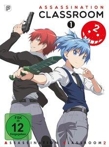 Assassination Classroom - 2.Staffel - Box 1 (2 DVDs)