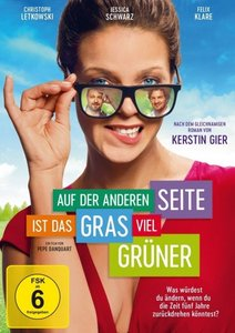Auf der anderen Seite ist das Gras viel grüner, 1 DVD