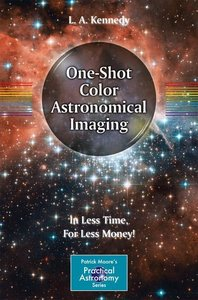 One-Shot Color Astronomical Imaging