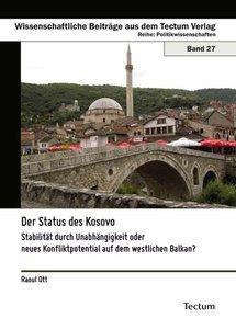 Der Status des Kosovo