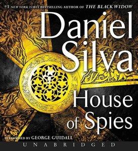 Untitled Silva Novel #6 Unabridged CD