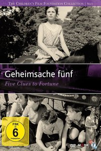 Geheimsache Fünf (Five Clues To Fortune,GB 1957)
