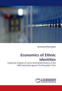 Economics of Ethnic Identities