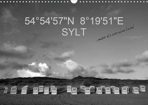 """54°54\'57\""""N 8°19\'51\""""E SYLT"""