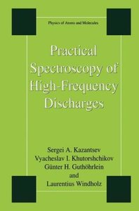 Practical Spectroscopy of High-Frequency Discharges