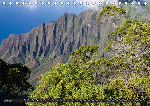Hawai\'i - Teil 1 (Tischkalender 2019 DIN A5 quer)