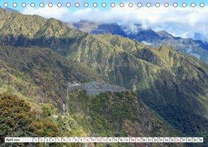 Inka Trail und Machu Picchu, Trekking zur berühmten Inkastadt (T