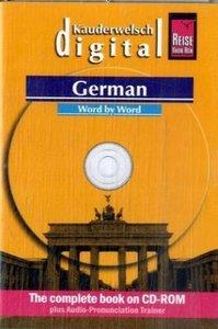 German Wort für Wort. Kauderwelsch digital. CD-ROM für Windows a