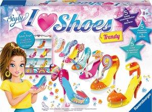 Ravensburger 186983 - I love Shoes Trendy