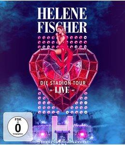 Helene Fischer (Die Stadion-Tour Live), 1 Blu-ray