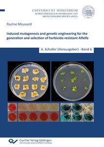 Induced mutagenesis and genetic engineering for the generation a