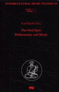 The oral Epic: Performance and Music