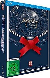 Sailor Moon Crystal - Blu-ray 5 + Sammelschuber (Limited Edition