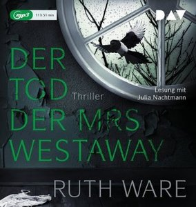 Der Tod der Mrs Westaway, 1 MP3-CD