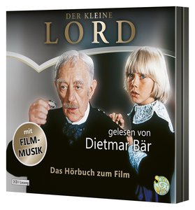 Der kleine Lord, 2 Audio-CDs
