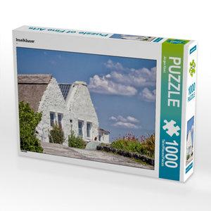 Inselhäuser 1000 Teile Puzzle quer