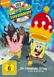 Spongebob - Der Film, 1 DVD